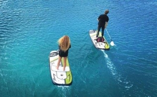 electric surf board st barts