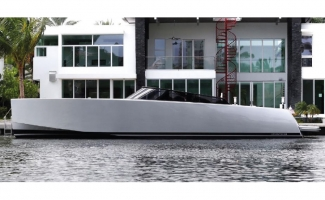 Premium IV saint barthelemy luxury boat rental agency gustavia guide skipper design yacht van deutch 55ft 3