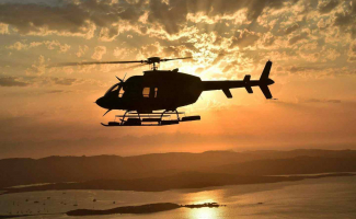 St Barts Helicopter Transfers