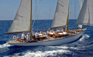 St Barts Sailing Yacht Charters