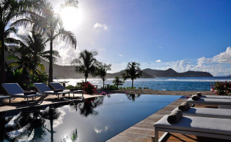 VIlla Palm Beach St Barts Premium Island Vacations